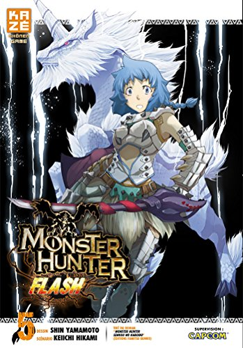 9782820315779: Monster Hunter Flash, Tome 5 :