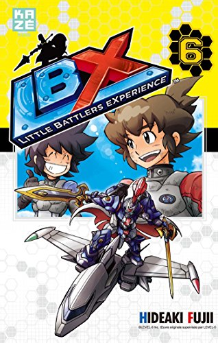 9782820315915: Little Battlers Experience, Tome 6 :