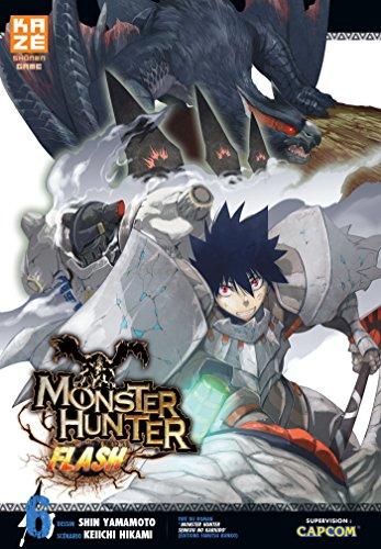 9782820317049: Monster Hunter Flash T06