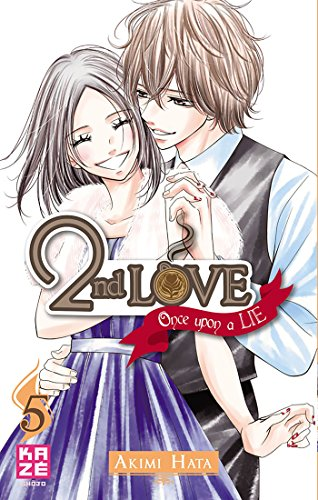 9782820317315: 2nd Love, Tome 5 : Once upon a lie