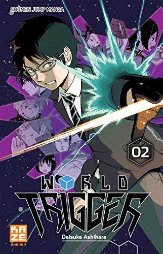 9782820318206: World trigger Vol.2