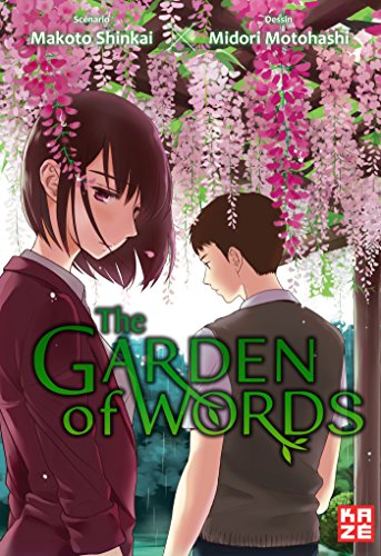 Garden Of Words Manga