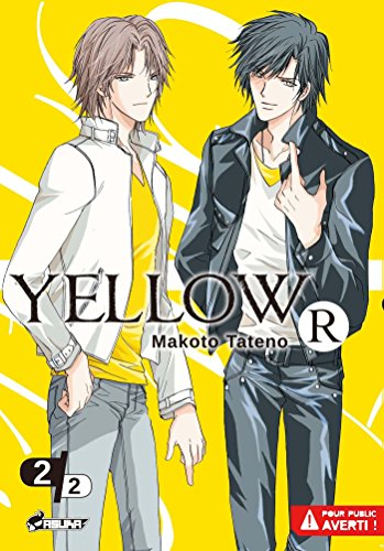 YELLOW R T.02: TATENO MAKOTO
