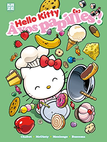 HELLO KITTY T.02 : À VOS PAPILLES: CHABOT JACOB