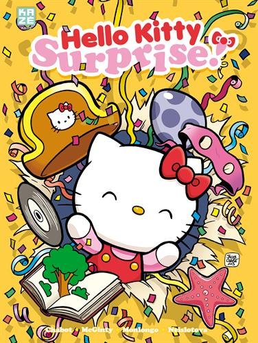 9782820320018: Hello Kitty, Tome 3 : Surprise !