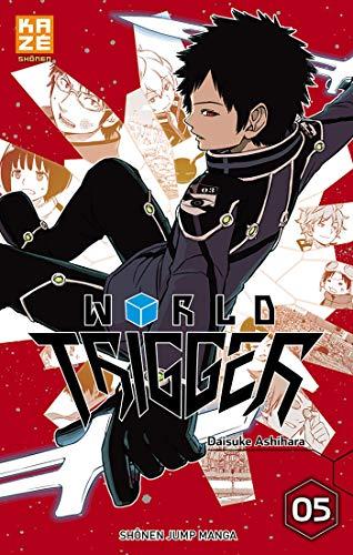 9782820320087: World Trigger, Tome 5 :