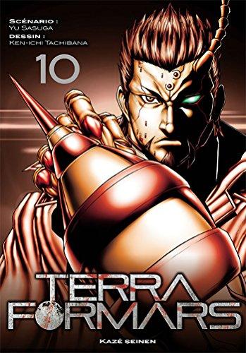 TERRA FORMARS T.10: SASUGA YU