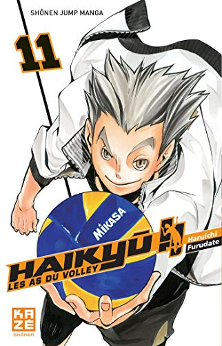 HAIKYU LES AS DU VOLLEY T.11: FURUDATE HARUICHI