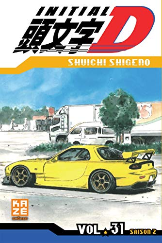 9782820321848: Initial D, Tome 31 :