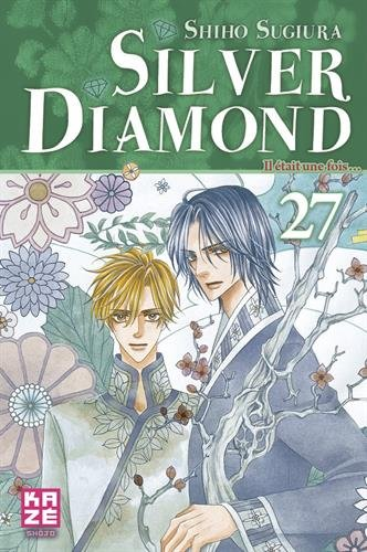 SILVER DIAMOND T.27: SUGIURA SHIHO