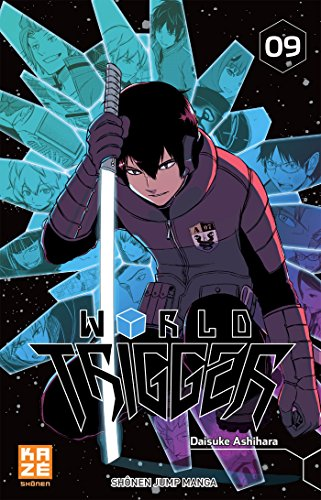 9782820322395: World Trigger, Tome 9 :