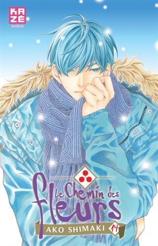 CHEMIN DES FLEURS (LE) T.14: SHIMAKI AKO