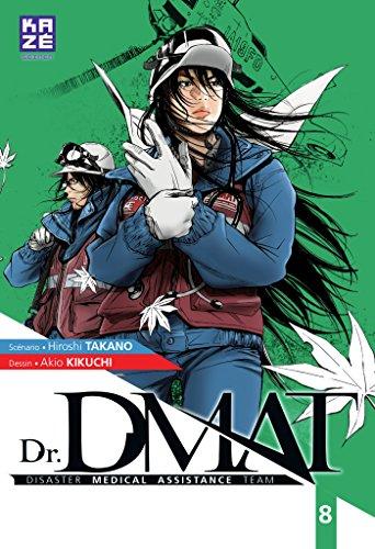 9782820322951: DR. Dmat Vol.8