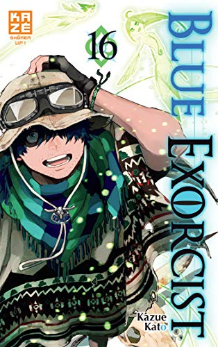 9782820323590: Blue Exorcist T16 (Shonen up)