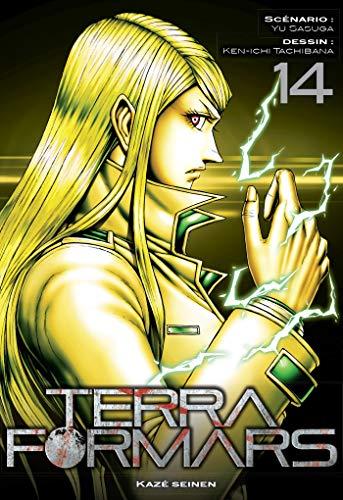 TERRA FORMARS T.14: TACHIBANA KEN-ICHI