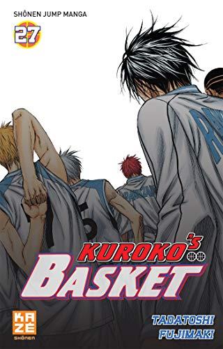 9782820324580: Kuroko's Basket T27