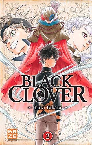9782820325013: Black Clover T02