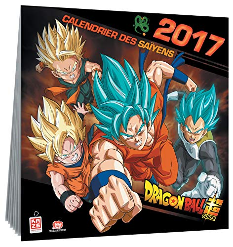 9782820325150: Dragon Ball Super : Le calendrier des Saïyens