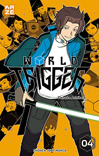 9782820327185: World Trigger, Tome 4 :