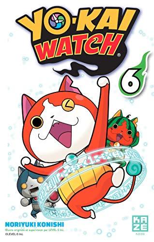 9782820328632: Yo-Kai Watch T06 (KAZ.KIDS)