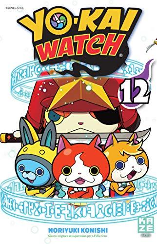 9782820335111: Yo-Kai Watch T12