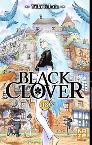 9782820335487: Black Clover T18