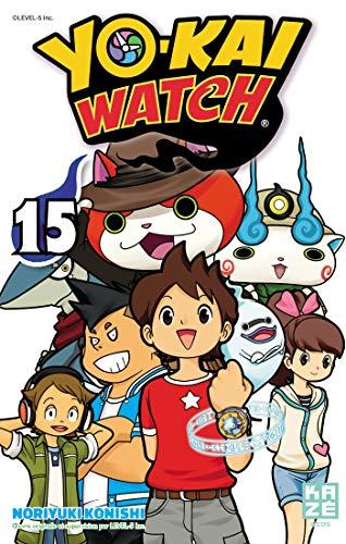 9782820336286: Yo-kai Watch T15