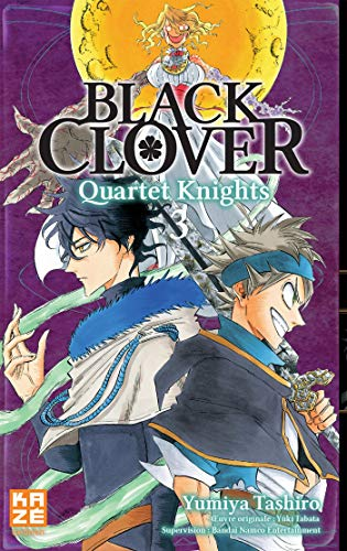9782820337771: Black Clover - Quartet Knights T03