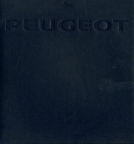 9782820700391: Moments choisis Peugeot 200 ans