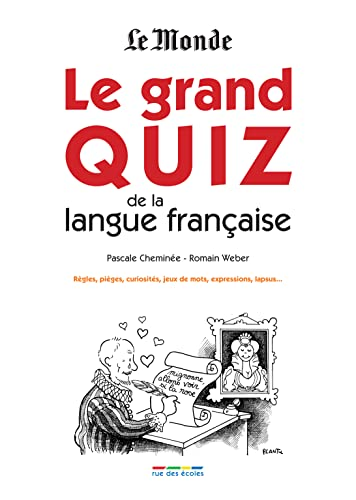 9782820802293: Le grand quiz de la langue française