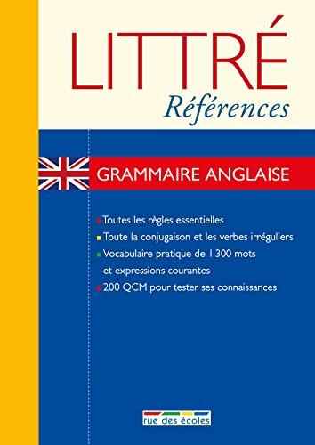 9782820803405: Littré Références : Grammaire anglaise