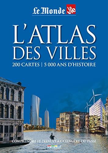9782820803436: L'atlas des villes