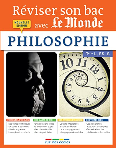 9782820803931: R�viser son bac avec Le Monde : Philosophie, nouvelle �dition