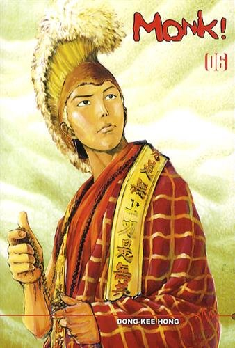 9782820900357: Monk ! Vol.6