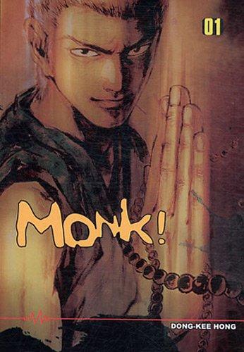 Monk, t. 01: Hong, Dong-kee