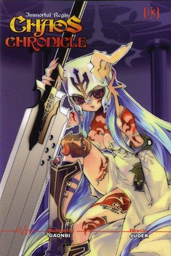 Chaos Chronicle: Immortal Regis, t. 03: Juder