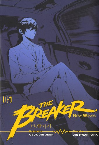 9782820900890: The Breaker New Waves, Tome 5 :