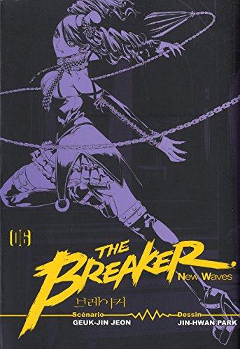 THE BREAKER NEW WAVES T 6: GEUK JIN JEON JIN HW
