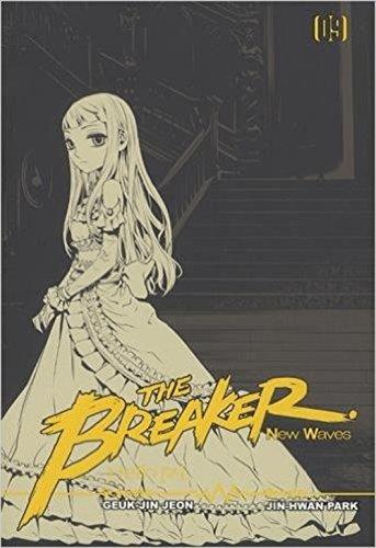 Breaker New Waves (The), t. 09: Ji-Hwan, Park