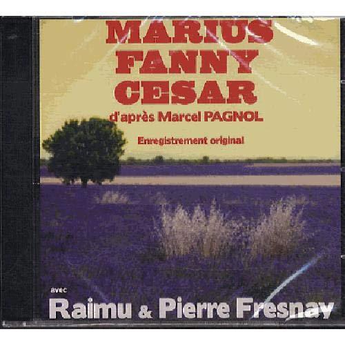Marius, Fanny, César: Marcel Pagnol