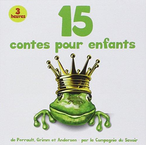 9782821101913: 15 des plus beaux contes pour enfants (1CD audio)