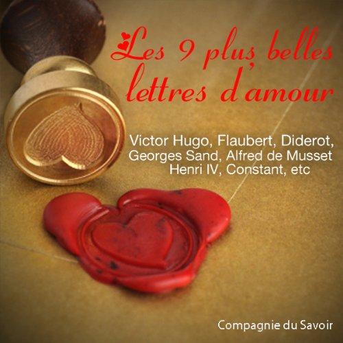 9782821103429: Les 18 plus belles lettres d'amour