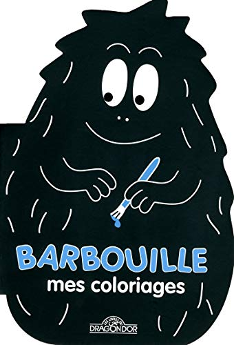9782821200265: Barbouille mes coloriages