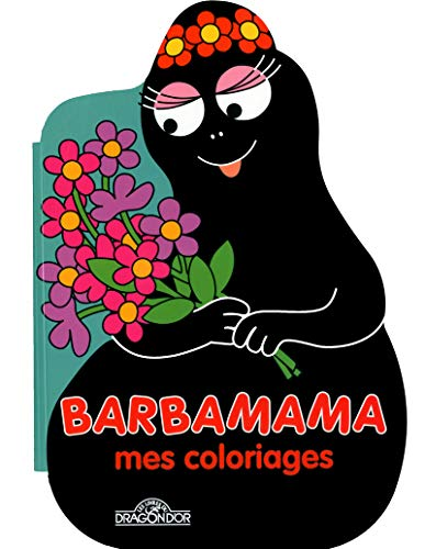 9782821200289: Barbamama - Mes coloriages