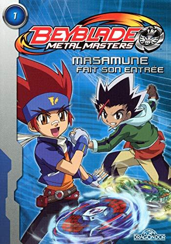 9782821200654: beyblade metal masters t.1 ; Masamune fait son entrée