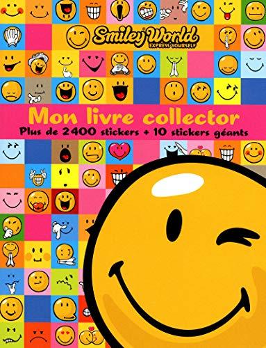 9782821201231: Smiley Mon livre collector