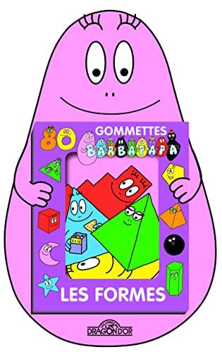 9782821201279: Barbapapa Gommettes - Les Formes