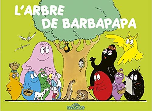 9782821201330: Les Aventures De Barbapapa: L'arbre (French Edition)