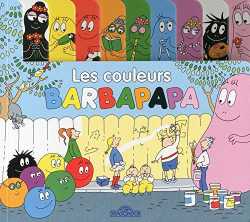 9782821202153: Barbapapa - les couleurs