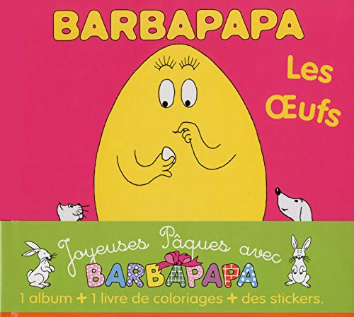 9782821202733: Barbapapa joyeuses paques - les oeufs